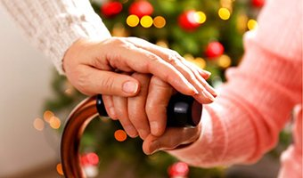 Light a path to inner peace and joy for seniors.