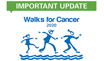 Walks for Cancer 2020 Update