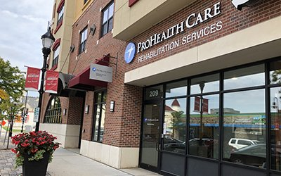 ProHealth Care's Rehabilitation Services